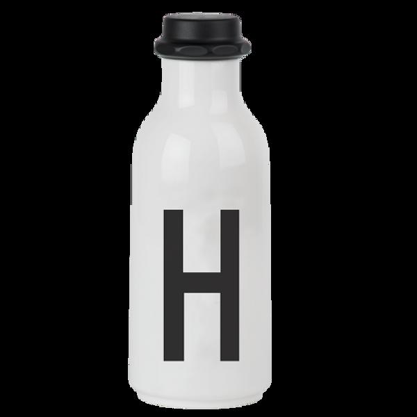 Design Letters, drikkeflaske H