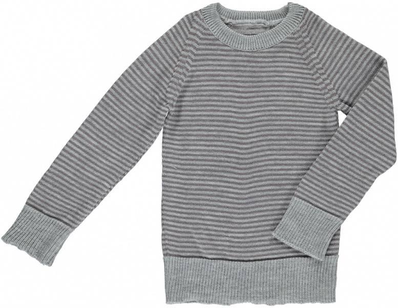 Okker Gokker, grå/brun genser