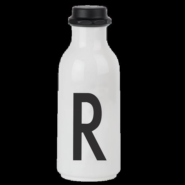 Design Letters, drikkeflaske R