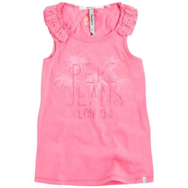 Pepe Jeans, Fernanda singlet washed pink