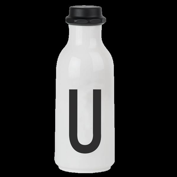 Design Letters, drikkeflaske U