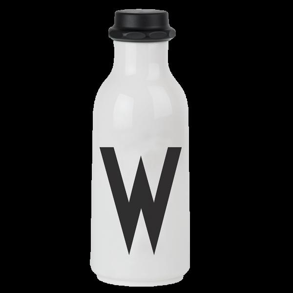 Design Letters, drikkeflaske W