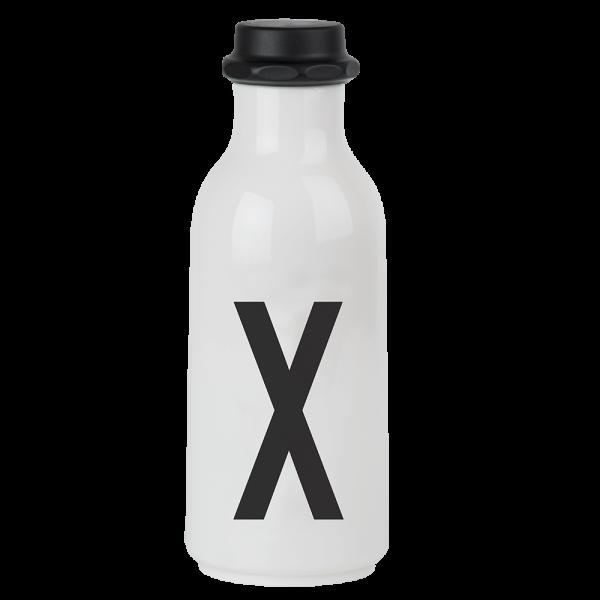 Design Letters, drikkeflaske X