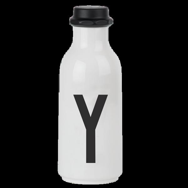 Design Letters, drikkeflaske Y