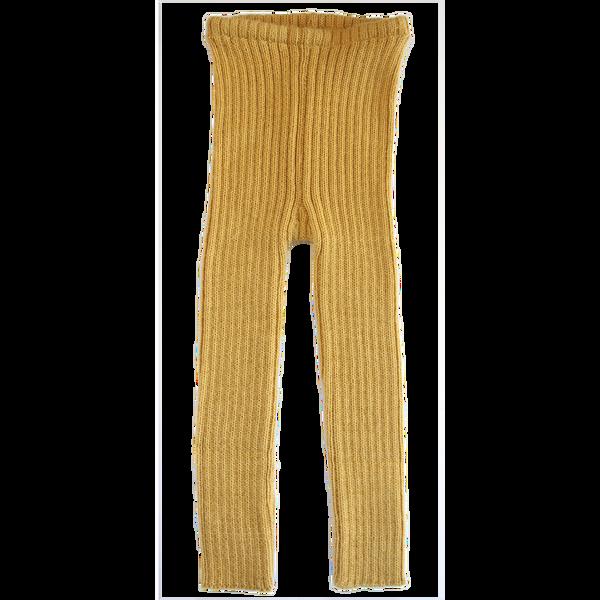 Esencia, leggings alpaca amber