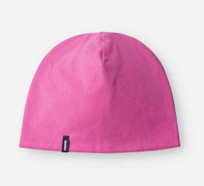 Reima, beanie Tanssi fuchsia pink