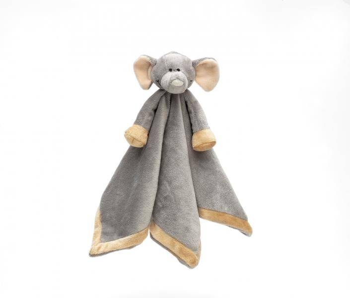 Teddykompaniet, koseklut elefant 14874