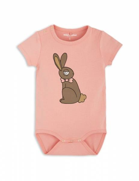 Mini rodini, rabbit body pink