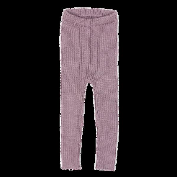 Esencia, leggings alpaca rosa