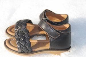 Bilde av Bisgaard, svart sandal 20512