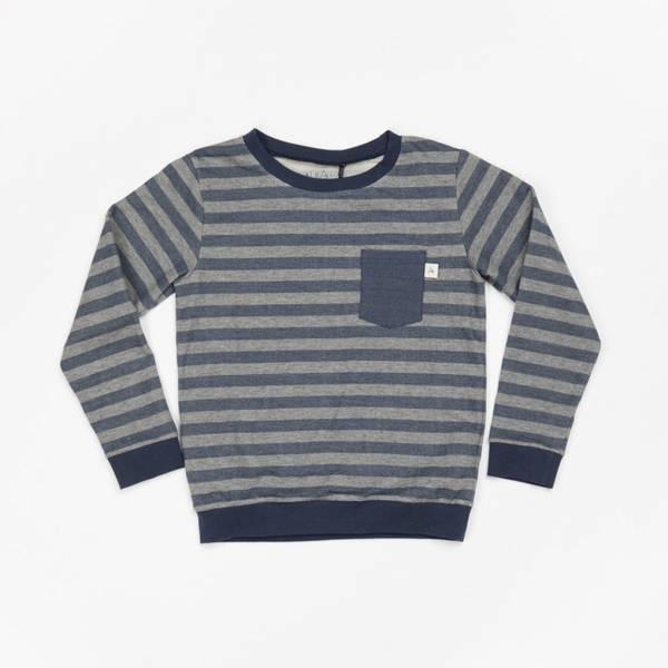 Albababy, Jais sweatgenser mood indigo striped