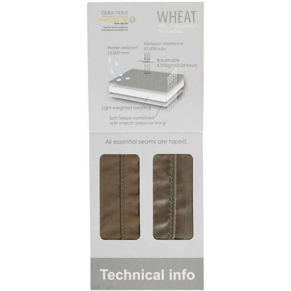 Wheat lange votter army leaf