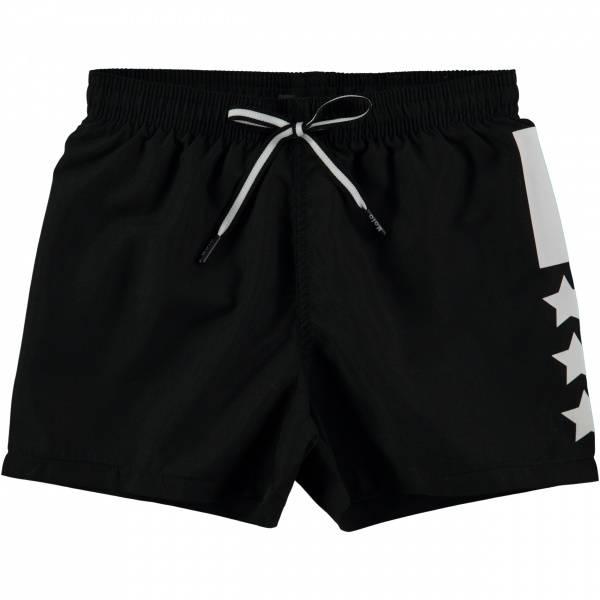 Molo, Niko solid black badeshorts