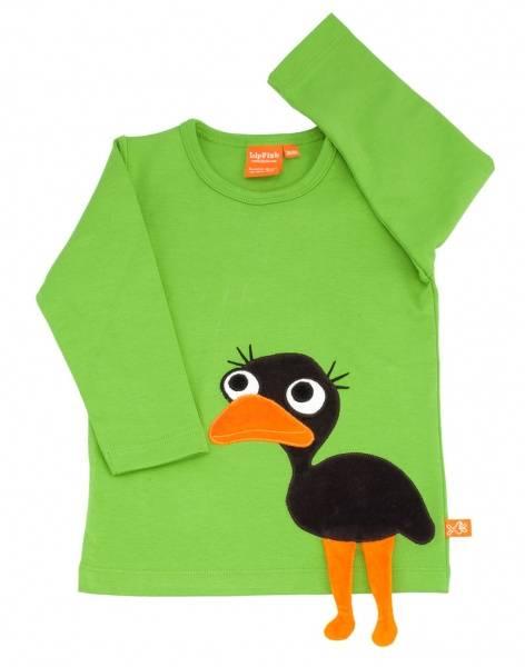 Lipfish, grønn genser emu