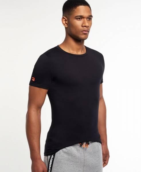 Superdry, gym basic sport runner tee black