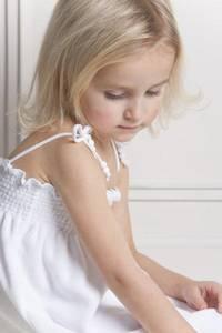 Bilde av Lily Balou, Chloe hvit kjole