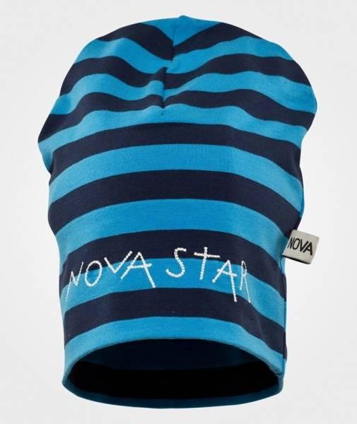 Nova Star, W-Beanie striped night