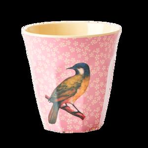 Bilde av Rice, kopp vintagebird pink