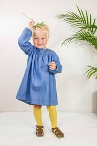 Bilde av MeMini, Rosetta kjole denim