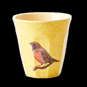 Bilde av Rice, kopp vintagebird yellow