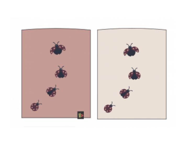 Kattnakken , Tosiders hals insekt misty pink