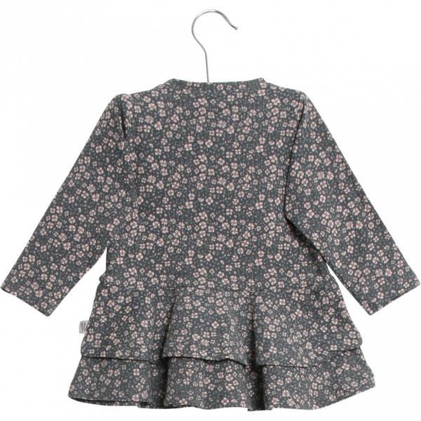 Wheat kjole Johanne greyblue