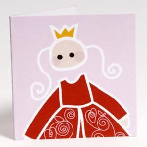 Bilde av Blafre, lite kort , prinsesse
