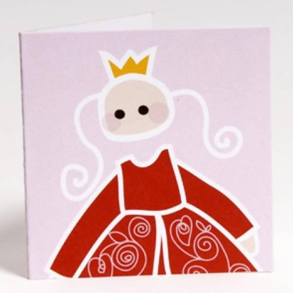 Blafre, lite kort , prinsesse