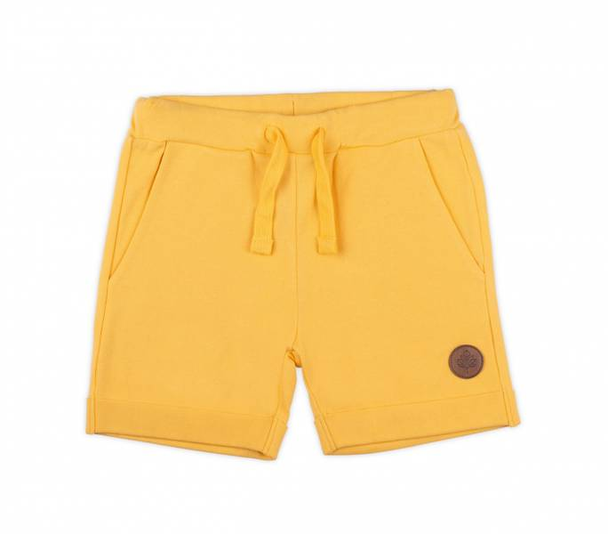 Gullkorn design,  Villvette shorts bananis