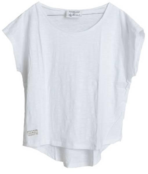 I dig denim, Vida t-skjorte hvit