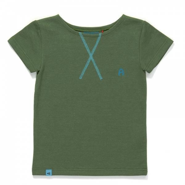 Albababy, Gate grønn t-skjorte