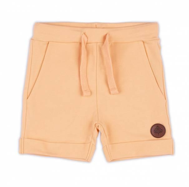 Gullkorn design,  Villvette shorts fersken