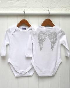 Bilde av Angels face, hvit body med