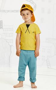 Bilde av Albababy, Gate gul t-skjorte