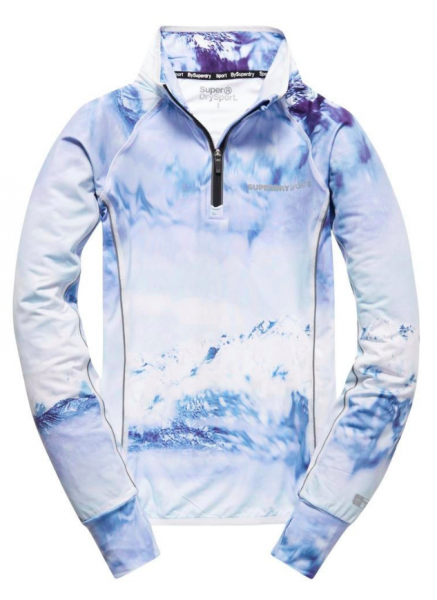 Superdry, Core gym track top