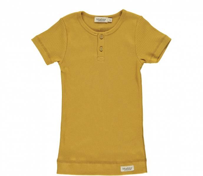 Marmar, tskjorte golden