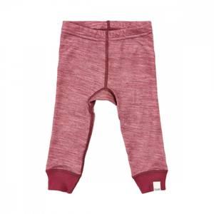 Bilde av Celavi bukse maroon red
