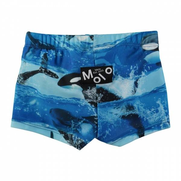 Molo, Nansen badebukse killer whale