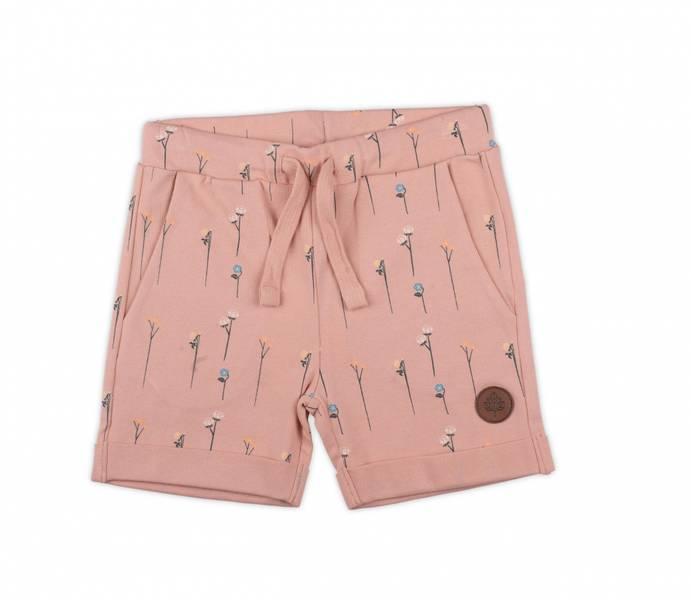Gullkorn design,  Villvette shorts soft rosa