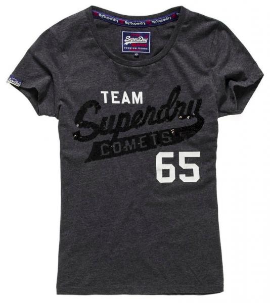 Superdry, team comets t-skjorte