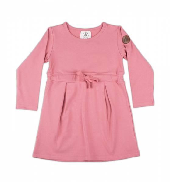 Gullkorn, Villvette kjole rosa