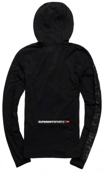 Superdry, Sportstopp - hettegenser