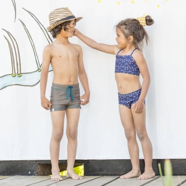 Albababy, Gerthie estate blue bikini