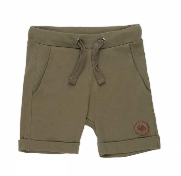 Gullkorn design,  Villvette shorts skog