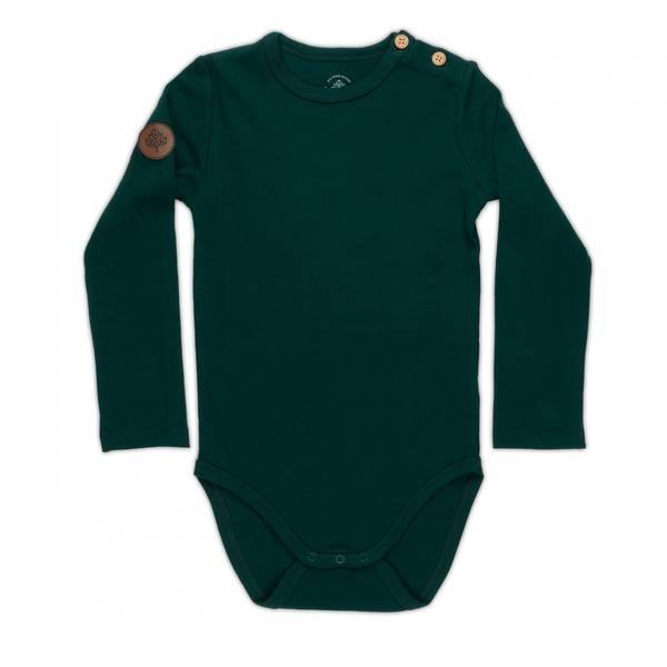 Gullkorn design, Villvette body dyp grønn