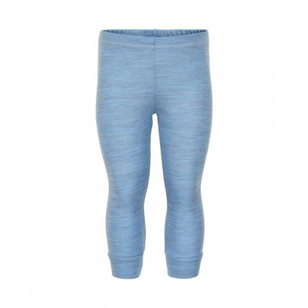 Me too, blå bukse ull/bambus