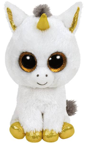 Ty, Pegasus hvit enhjørning regular