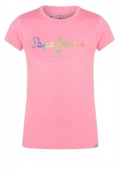 Pepe Jeans, Darcie t-skjorte rose