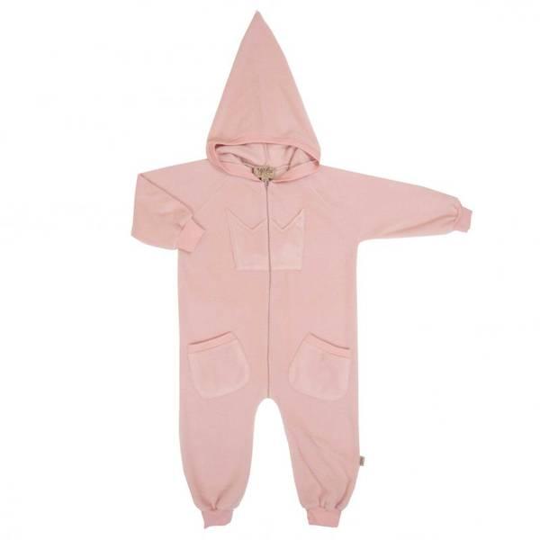Memini, Bunny dress silver pink