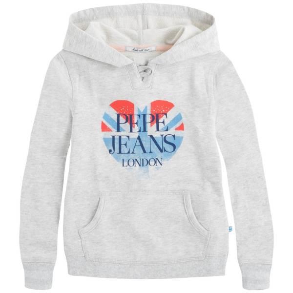 Pepe Jeans, Sabrina grey marl hettegenser